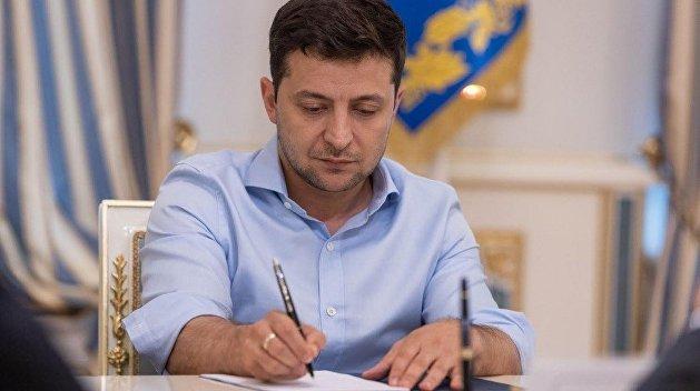Картинки по запросу зеленский подписал закон