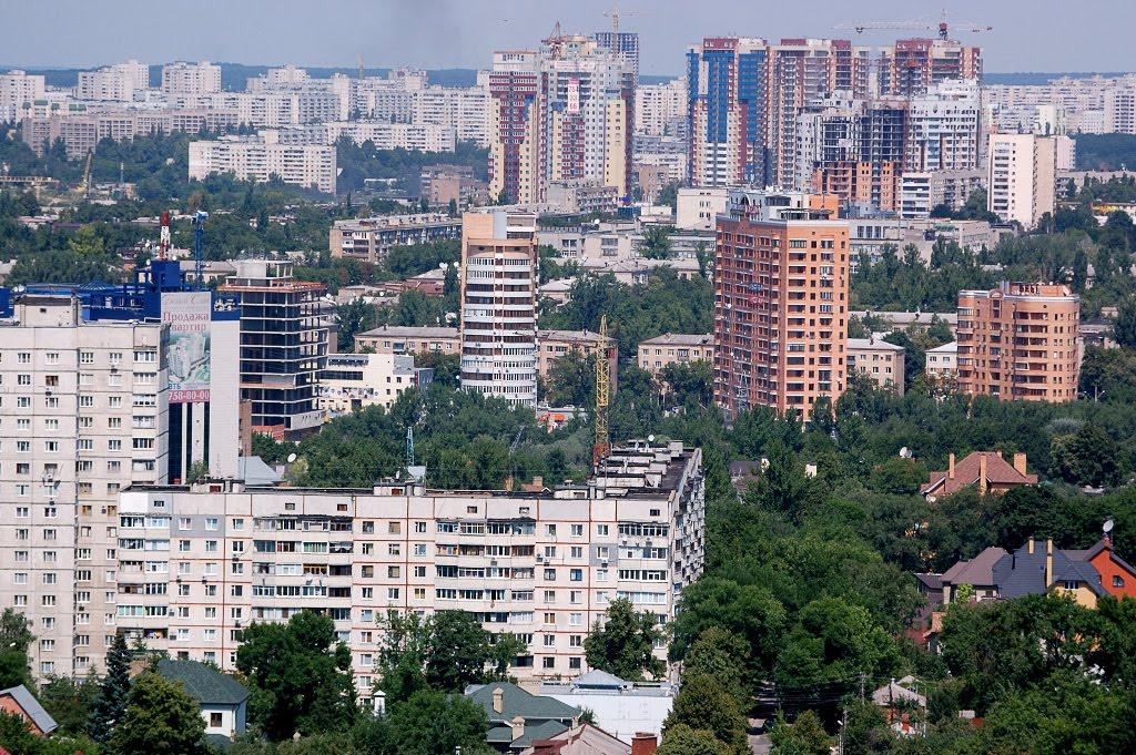 В Харькове предлагают переименовать три района | СтройОбзор