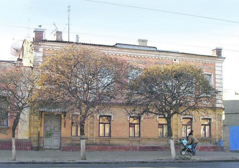 Дом художника Ткаченко