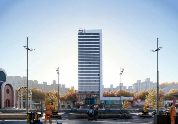 Standard One Терминал: доминанта новой инфраструктуры района