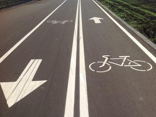 В Киеве для велосипедистов построят новую трассу