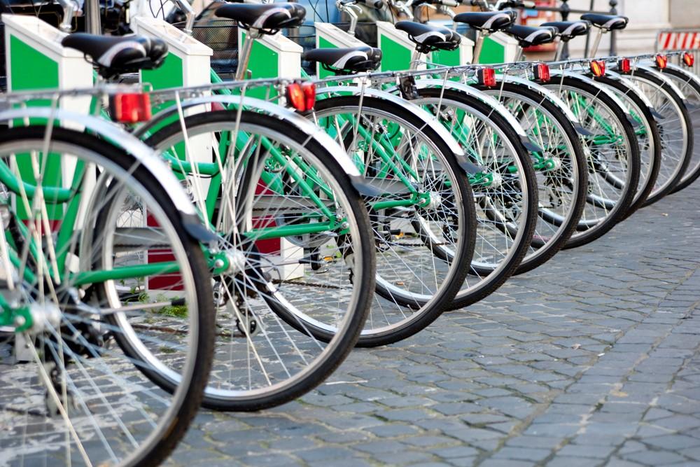 В Киеве хотят развивать велопрокат