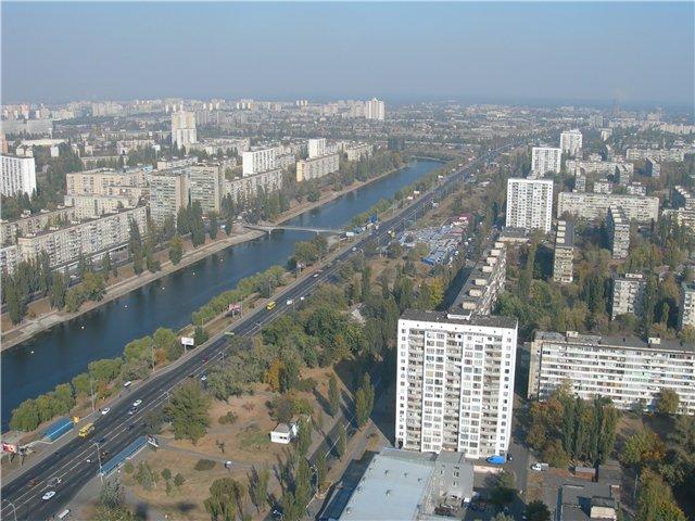 Киевсовет утвердил детальный план территорий  в Днепровском районе