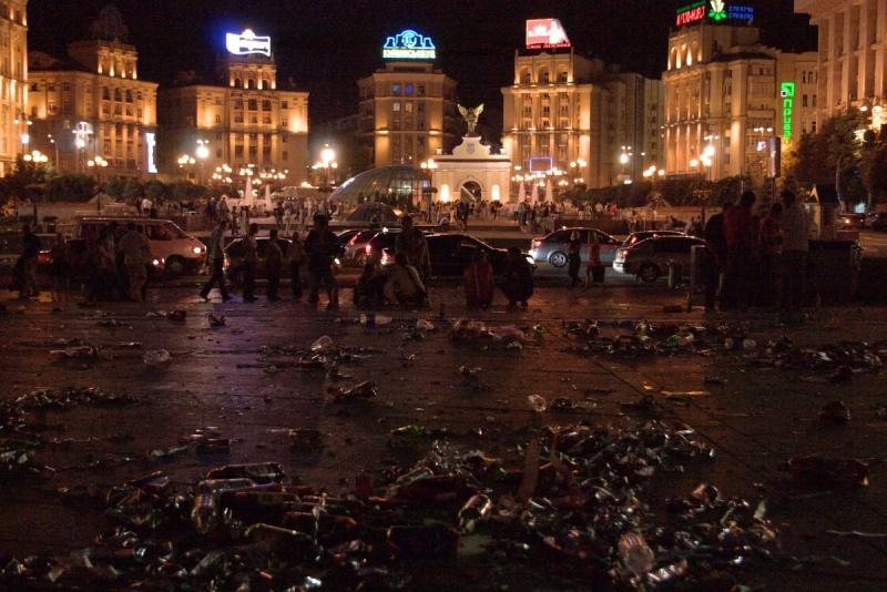 Врейтинг худших городов для туризма вошли столица Украинского государства и британский курорт