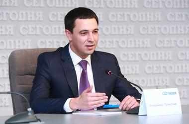 Владимир Прокопив:  Принято решение по возвращению киевской общине свыше 200 гектаров земли, более 150 из них — это леса, парки и скверы