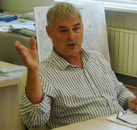 Сергей Целовальник ушел на пенсию