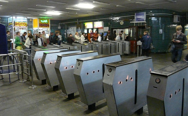 Накануне Евровидения вКиеве починят станцию метро «Левобережная»