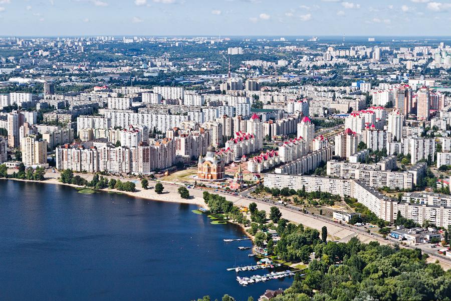 Киевсовет утвердил  детальный план территорий  реконструкции промрайона «Подольско-Куреневский»