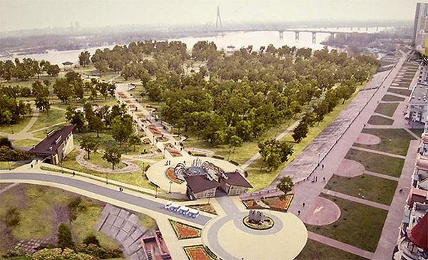 Земельная комиссия рекомендует Киевсовету создать парк отдыха в урочище Наталка