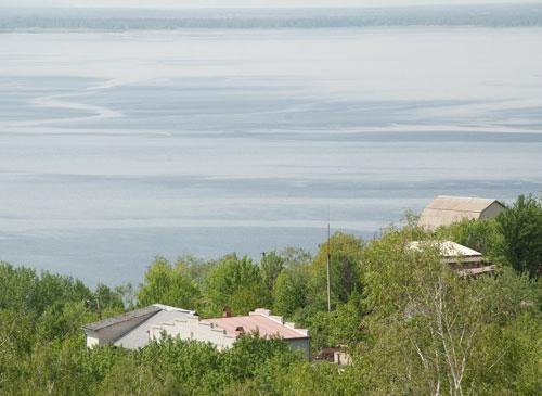 Начата процедура возвращения земли в акватории Каневского водохранилища в госсобственность