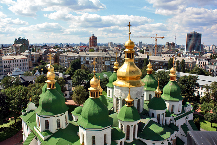 ЮНЕСКО заявило о необходимости сноса незаконной застройки вокруг Софии Киевской до 1 февраля 2016