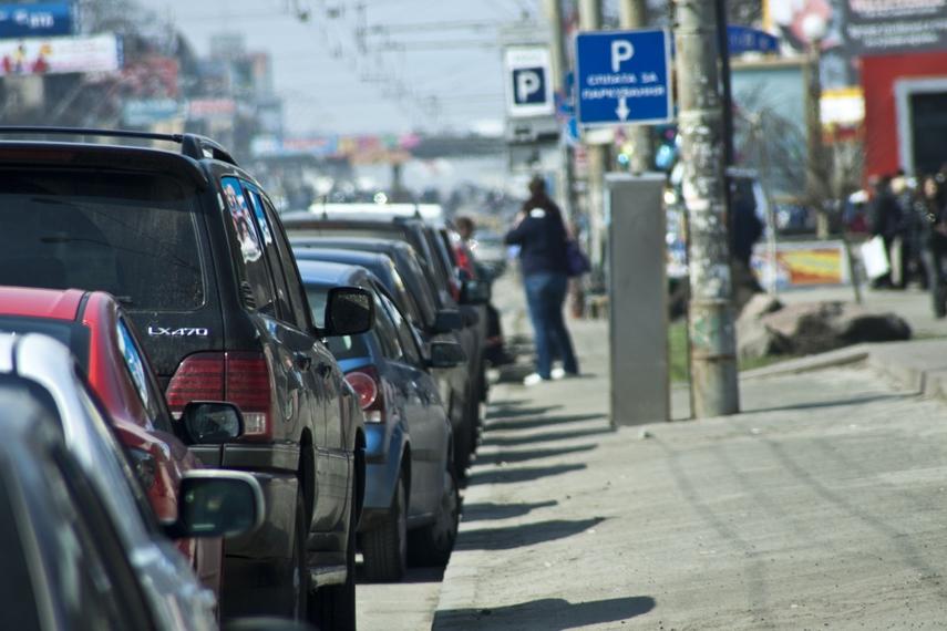Киеву нужно полмиллиона паркомест