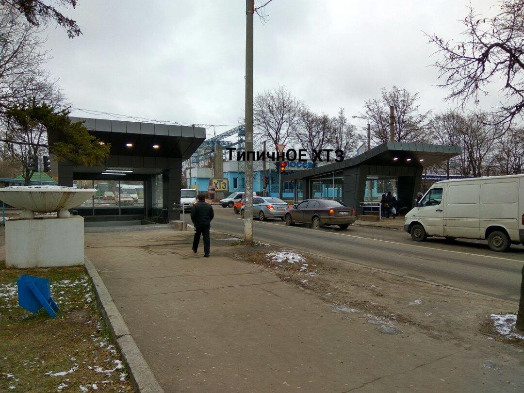 На одной из станций метро Харькова починили выход (ФОТО)