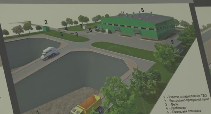 На Харьковщине власти намерены построить полигон ТБО за немецкие деньги