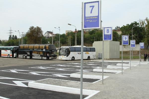 Терминал построят в районе метро