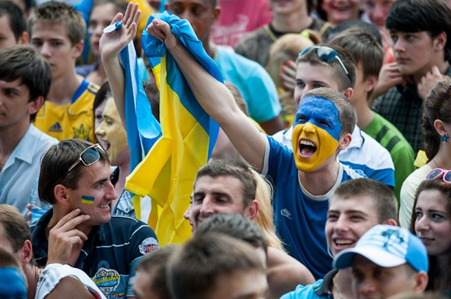 Подготовка кЕвро-2016: какой будет фан-зона наплощади Свободы