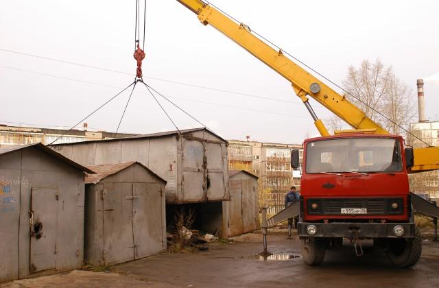 """Наступного місяця у місті планують демонтувати кілька """"нічийних"""" МАФів та гаражів"""