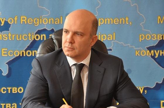 Роман  Абрамовский  уволен с должности заместителя Министра регионального развития, строительства и ЖКХ