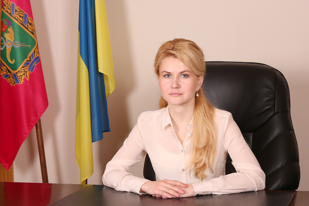 Юлия Светличная— новый губернатор Харьковской области