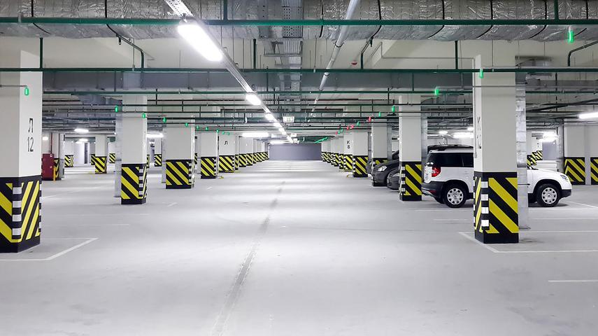 На момент ввода столичных ЖК в эксплуатацию подземные паркинги  проданы всего на 60%