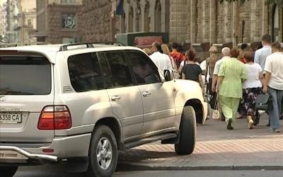Столичные власти вернулись к проблеме парковок