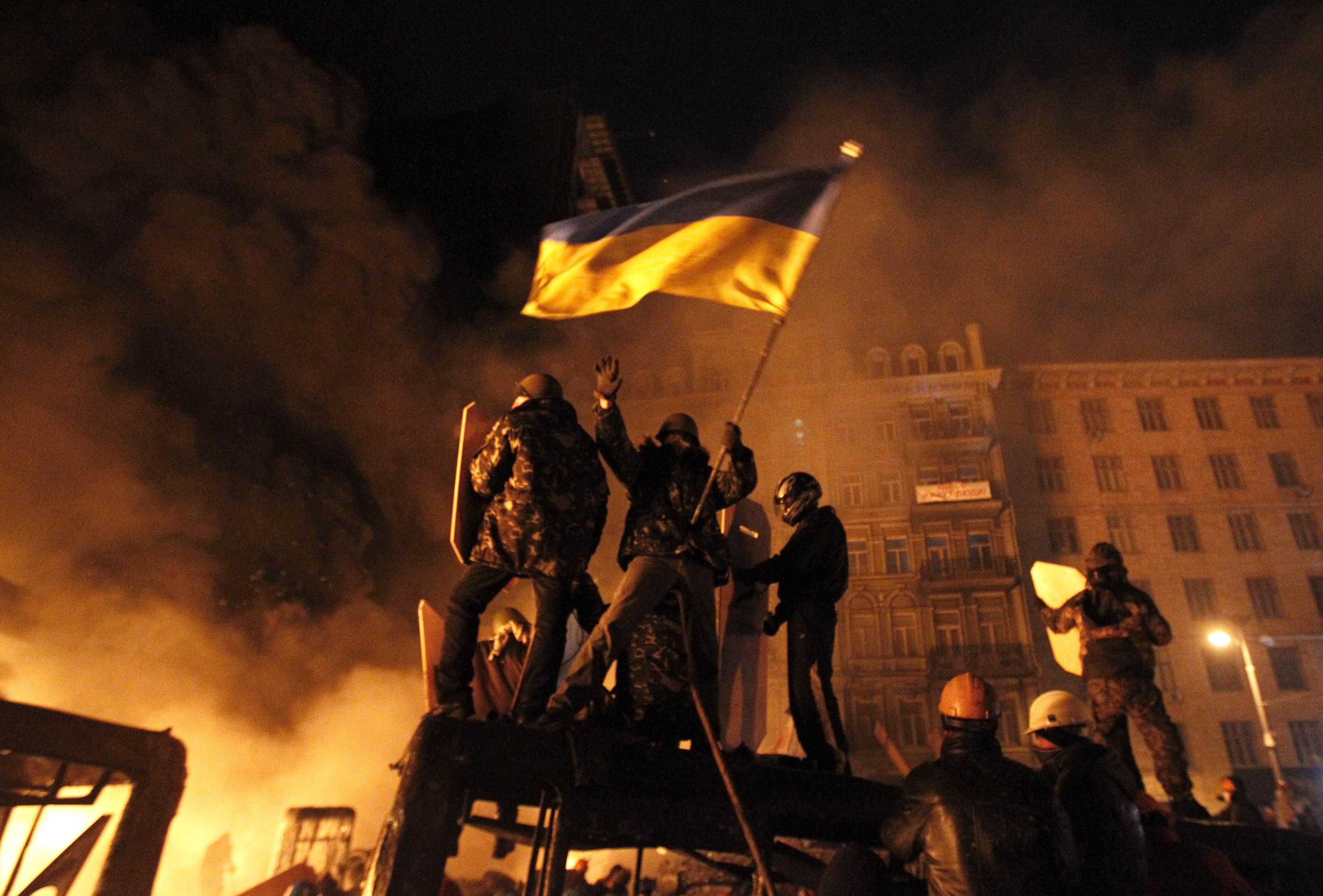 Порошенко подписал указ опраздновании «Дня достоинства исвободы»