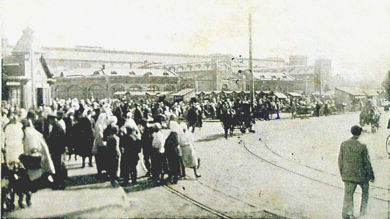 Конный, Благовещенский, Сумской: история появления главных рынков города фото 1