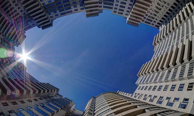Ввод вэксплуатацию жилья вУкраинском государстве загод уменьшился на15%