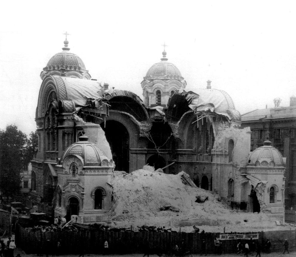 Разбирали и вызрывали: история неизвестных харьковских храмов и соборов (ФОТО), фото-2