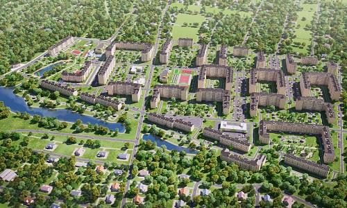 «Интергал-Буд» представляет новый жилой комплекс «Озерный гай — Гатное»