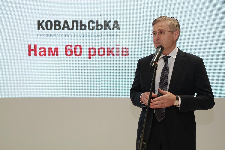 Пилипенко Александр Сергеевич  Президент Промышленно-строительной группы  Ковальская