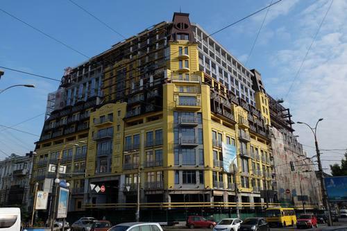 Киеву нужно легализовать незаконно построенные дома – эксперт
