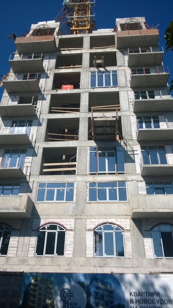 Новости строительства ЖК «BonApart», в Подольском р-не столицы