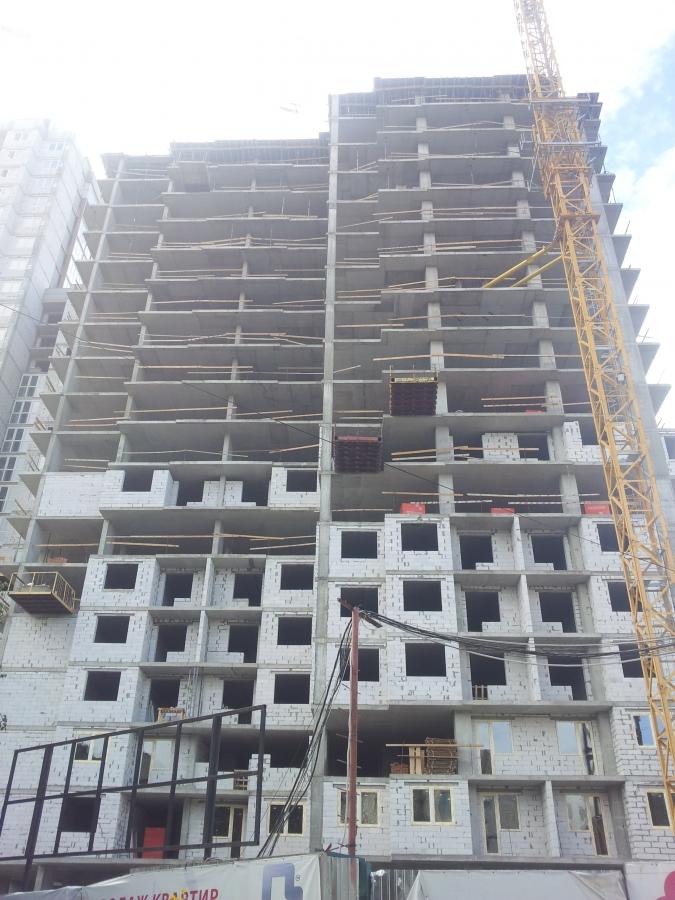 Новости строительства ЖК «GENEVA», в Соломенском р-не столицы