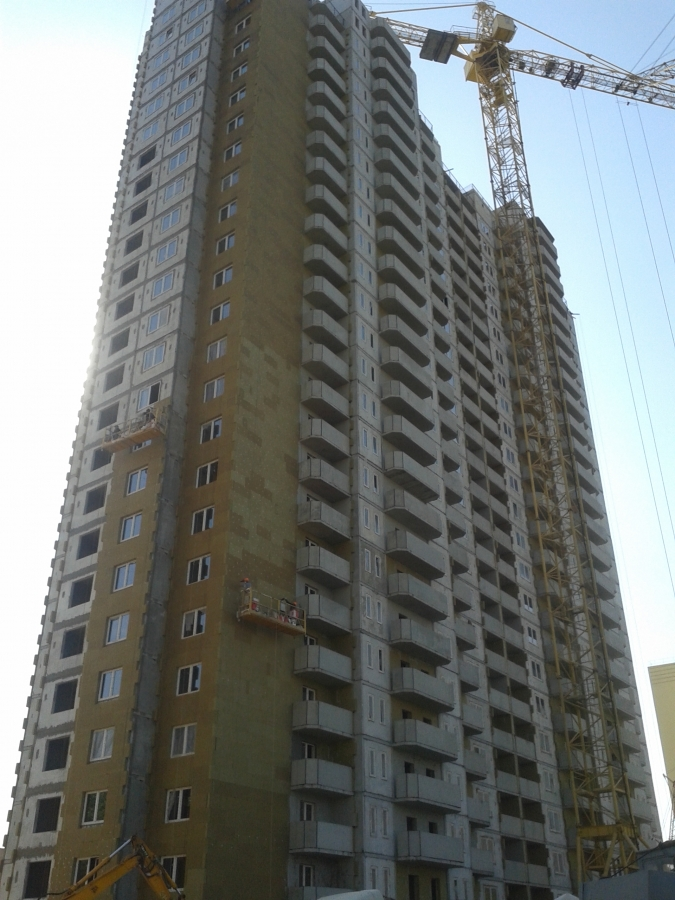 Новости строительства ЖК Lemonade на улице Трутенко, 3 в Голосеевском р-не