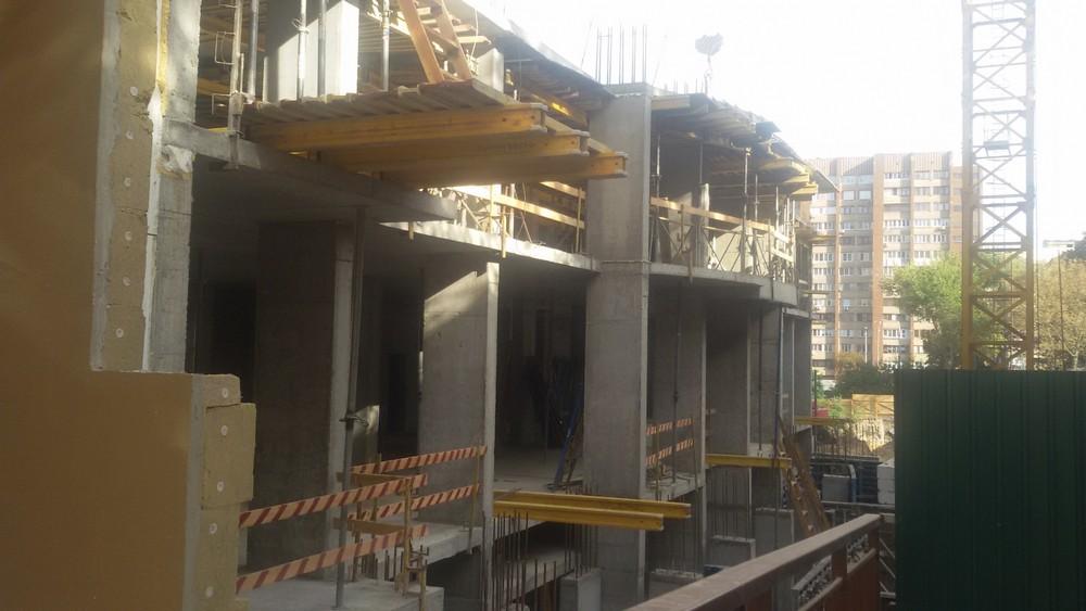 Новости строительства ЖК «SOHO RESIDENCE» , в Голосеевском р-не столицы