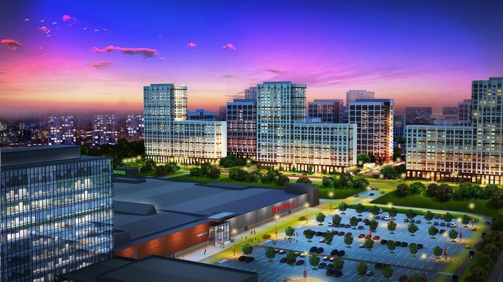 Stolitsa Group открыла продажи квартир в новом проекте – Варшавском Микрорайоне