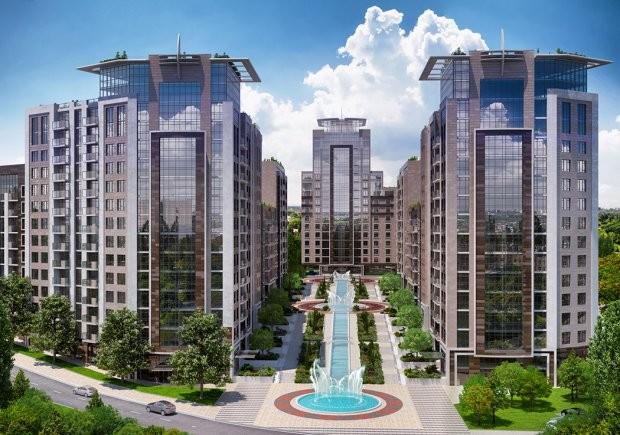Золотые метры: топ-5 самых дорогих новостроек Киева