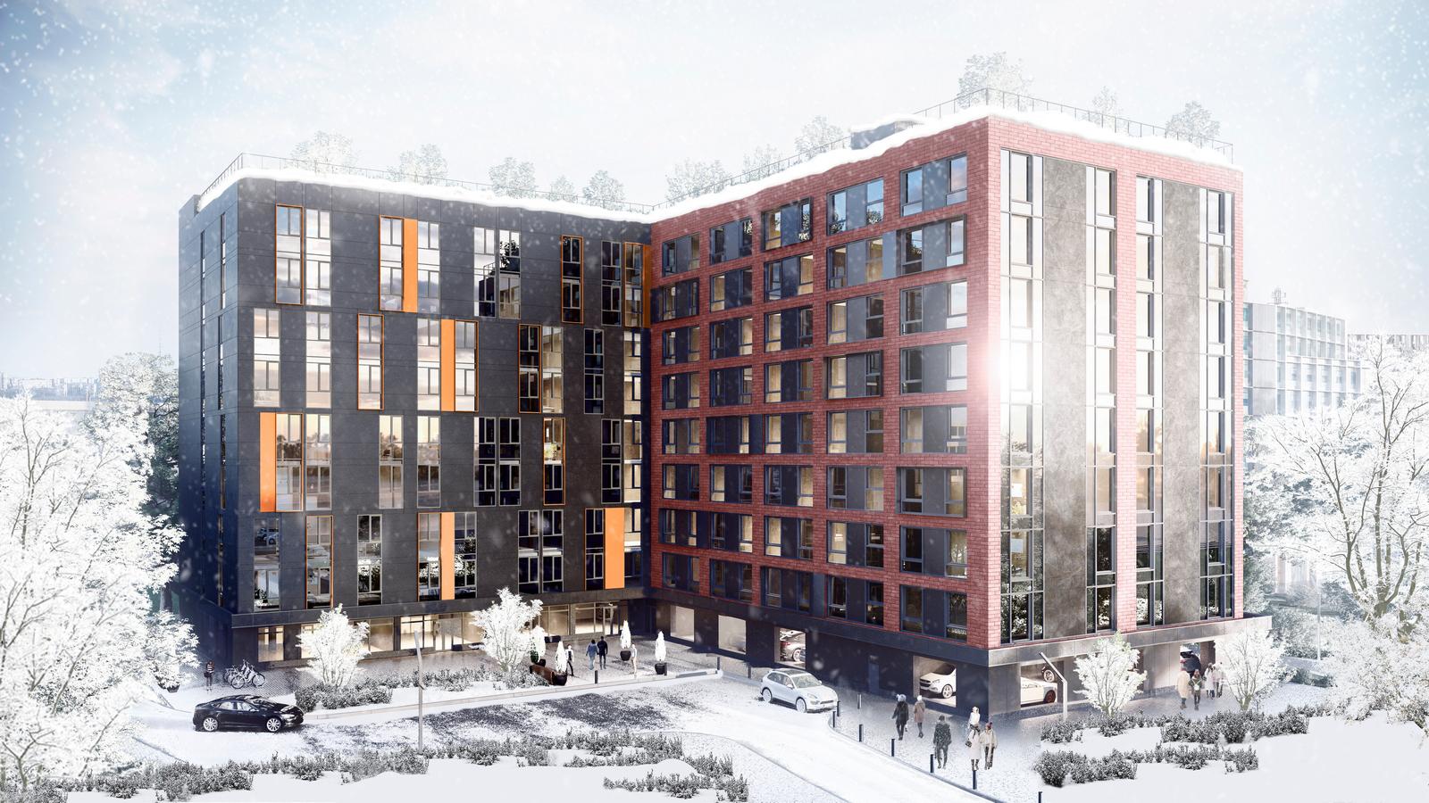 Sumskaya Apartments