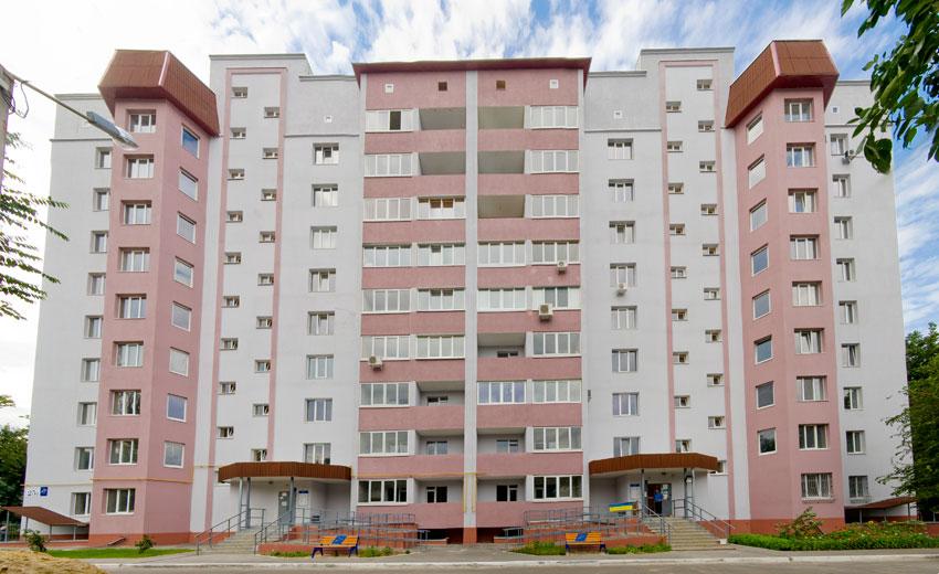жилой дом на ул.2-ой Пятилетки