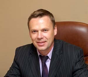 Управляющий  ОДО  Жилстрой-2  Александр  Конюхов