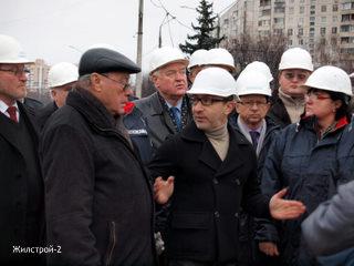 Кернес считает  что планы открыть станцию «Победа» ко Дню города остаются в силе