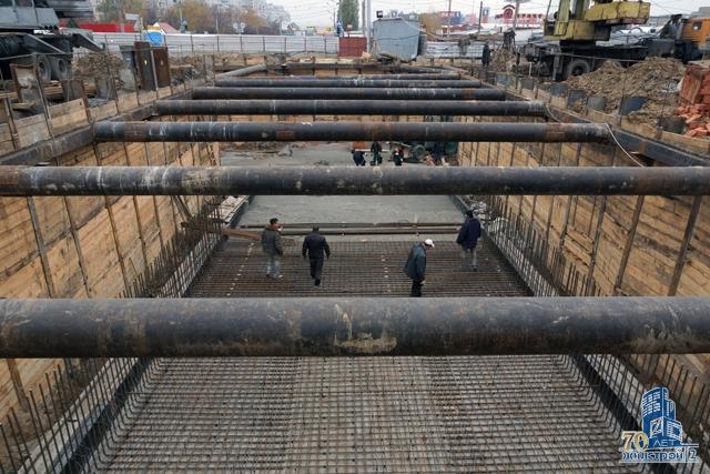 На строительство участка   от станции «Алексеевская» до станции «Проспект Победы»  выделили  325 млн