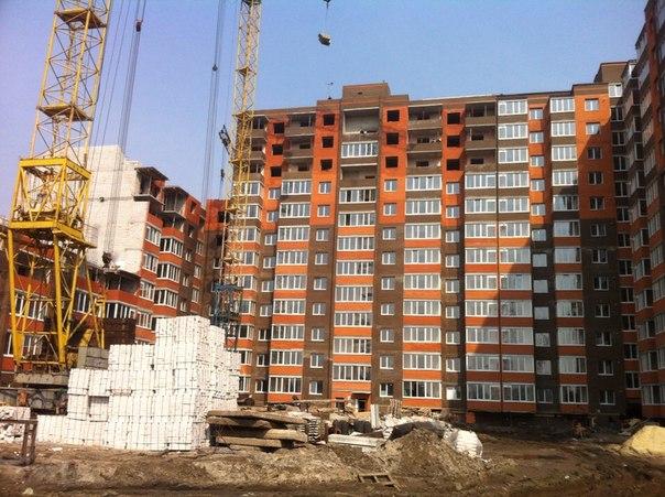 1 секция(3 очередь) Остекление квартиры Вествуд 2-4 этаж Установка межкомнатных перегородок на 11 этаже