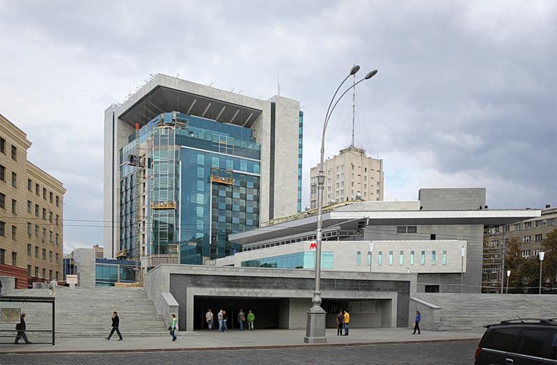 Отели в Харькове