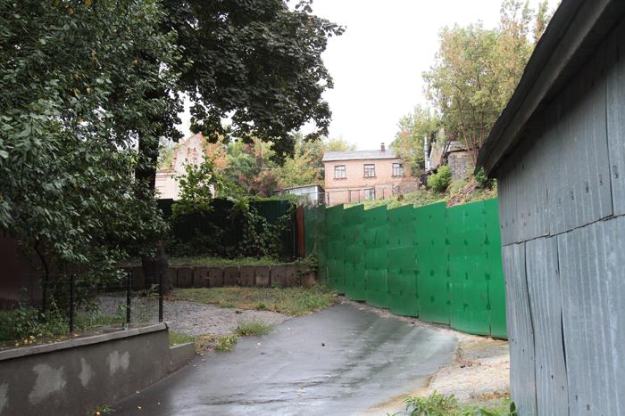 Киевсовет пригрозил застройщику Обсерваторной горки расторжением договора аренды