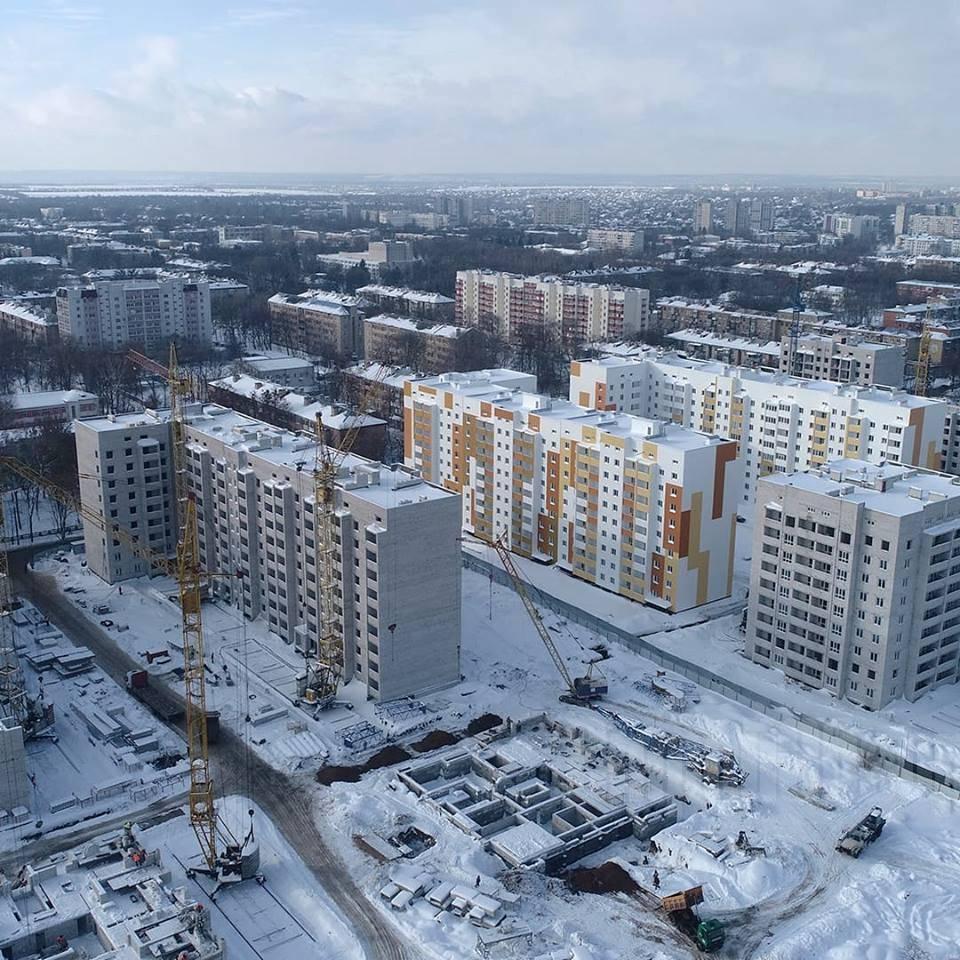 ЖК МИРА 2. ФЕВРАЛЬ 2019